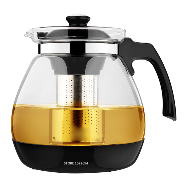 Fashion Glass Teapot Tea Kettle