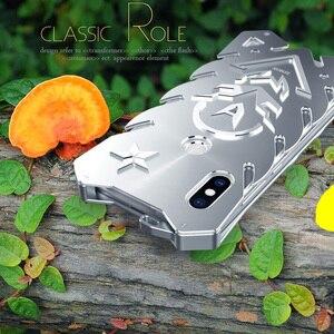 Image 4 - Aluminum Metal Body Cover for Xiaomi Mi 9T K20 Pro CC9 CC9e Max 3 9 SE Lite Case Coque Shockproof Cases Redmi Note 7 5 Pro Cover