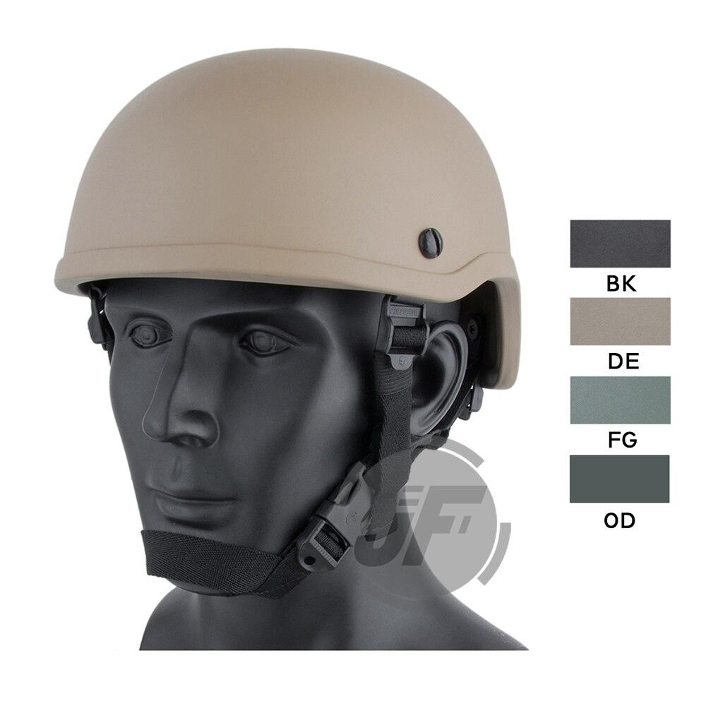 Emerson戦術ach arc mich 2001 TC 2001ヘルメットemersongearエアガンペイントボール狩猟戦闘ヘルメット頭部保護abs  グループ上の スポーツ & エンターテイメント からの ヘルメット の中 1
