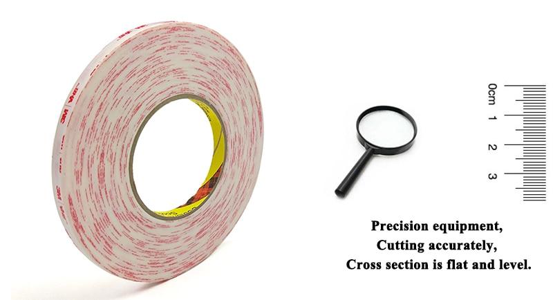 3 м 4920 VHB Двухсторонняя клейкая лента/3m mylar акриловая лента/УФ-защита от влаги можно использовать в применение внутри помещений и на открытом воздухе/10 мм* 33*5 рулонов вакуумный упаковщик