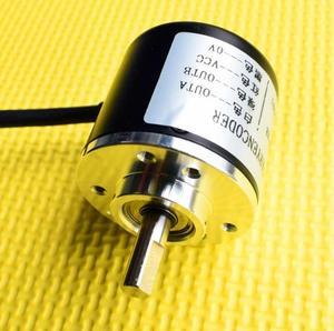 Image 2 - Inkrementelle optische drehgeber, AB zwei phase 100 \200s 300s 360s 400s 600 impulse, ZSP3806 encoder