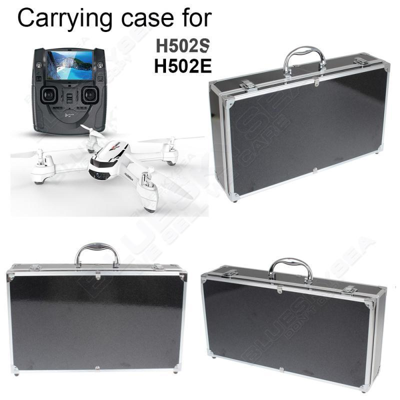 Free shipping Carrying Case Box Bag Organizer Fr Hubsan X4 Desire H502S H502E Drone Quadcopter