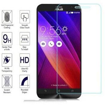 Vidrio templado para Asus Zenfone 2 ZE551ML láser ZE550KL ZE500CL 4 5 A500CG Max ZC550KL ir ZB551KL C Selfie X008 protector de pantalla