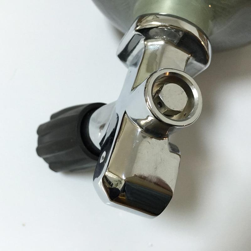 Самое лучшее продавая изготовление Китая подводное плавание цилиндр бак Клапан