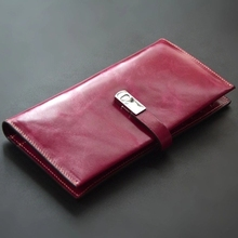 women genuine leather wallet bag Ladies Wallets female cowhide clutch wallet bags