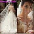 Vestidos De Novia 2016 Hot Sell Vintage Lace Wedding Dress Sexy Backless With Appliques Long Sleeve Bridal Gown Vestido de noiva