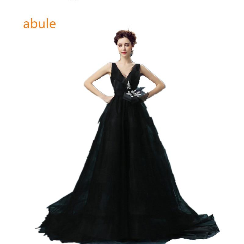 abule wedding dress 2017 summer lixury backless ball gown Good ...