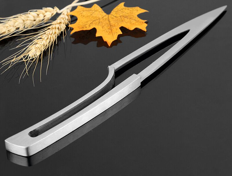 Set 4 pz coltelli Da Cucina In acciaio inox 3