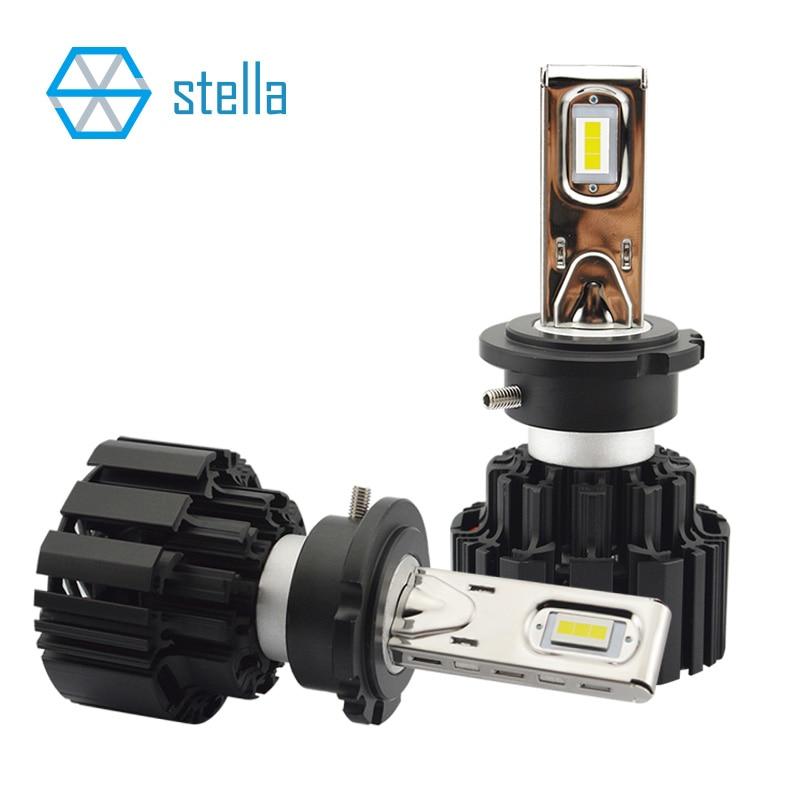 D1S/D1R D2S/D2R D3S/D3R D4S/D4R LED headlight/foglight headlamp 50W 6800Lm/bulb 6000k 99% canbus super bright lifetime warranty