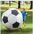 130 см Гигантский Надувной Футбол Волейбол Для Мальчиков Дети Открытый Пляж Toys Взрослый Сад Партии Питания Детей Гигантский Футбол