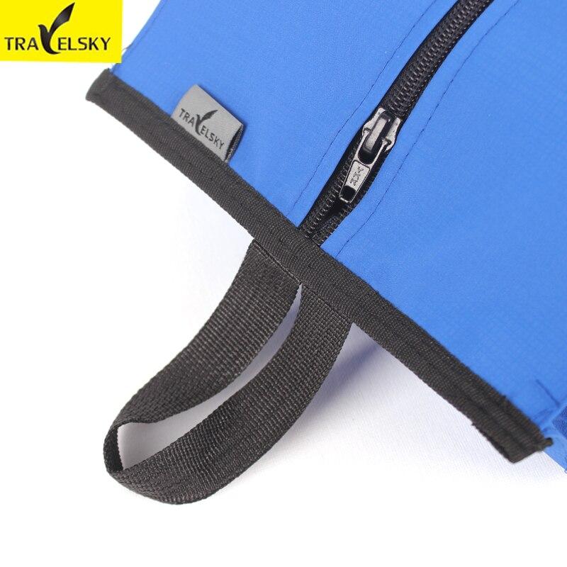 Multifunktionell resväska med GORE TEX vattentät materialskorväska - Resetillbehör - Foto 5