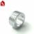 Davidsource pesado grueso anillo de la erección del pene anillo del martillo de metal 45mm brillante mejorar anillo juguete adulto del sexo para el hombre