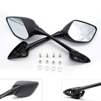 Motorcycle Mirrors motorbike CNC Rearview side Mirror FOR YAMAHA YZF R25 YZF R25 2014 2016 YZF R3 R3 2015 2017 YZF R15 2013 2015