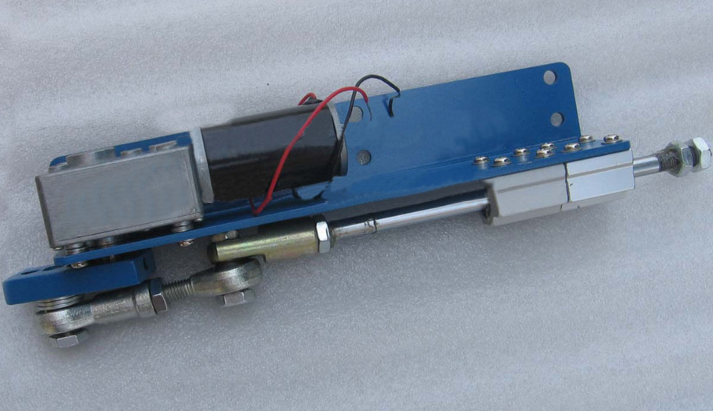 24V Automatic Reciprocating Linear Actuator Motor Stroke Driver Cycle Motor