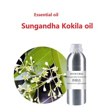 Sungandha Kokila oil Essential oil, organic cold pressed  vegetable  plant oil free shipping skin care