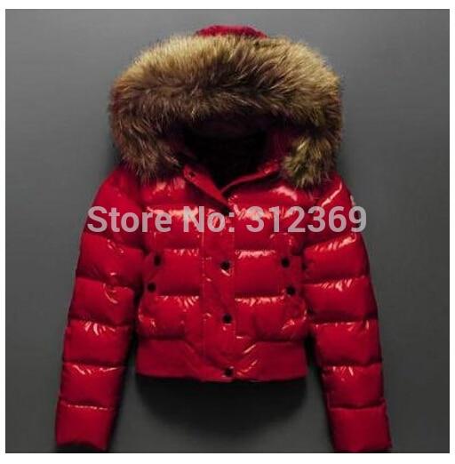 Aliexpress.com : Buy Women's Down Coat Female Slim Short Design ...