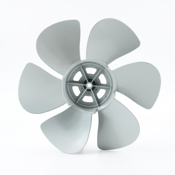 1pcs 12 inches 300mm fan blade plastic Most of the brands are generic Fan parts 1pcs 4 blades plastic fan blade for hair dryer fan parts