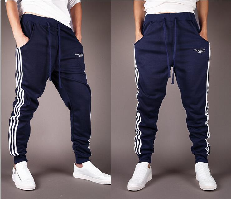 431025225f0d4 GymShark Luxe Fitted Tracksuit Bottoms Gym Shark Mens pants Sport Jogging Sweatpants  Trousers Men's Joggers Pants-in Skinny Pants from Men's Clothing on ...