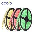 DC12V Светодиодные ленты 5050 fiexible света 60 светодио дный/м, белый, теплый белый, холодный белый, RGB Светодиодные ленты, 5 м/лот - фото