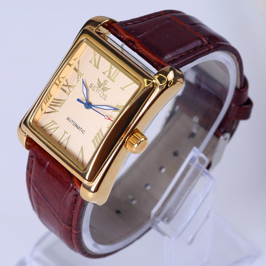 Clock Roman Brand Luxury 4