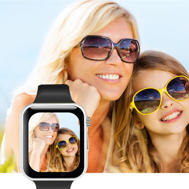 Bluetooth Wireless Speaker Sport Pedometer Smart Watch 5
