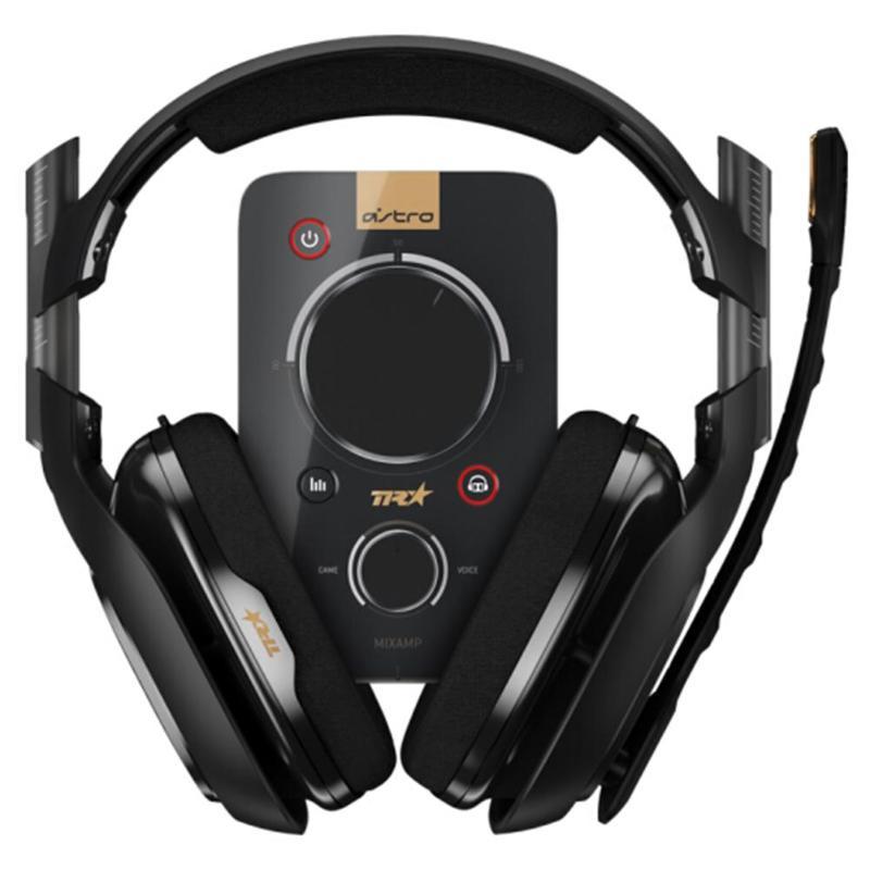 Logitech A40 TR casque de jeu écouteurs casque avec Microphone pour Xbox/PS ordinateur portable tablette PC ordinateur jeu Gamer