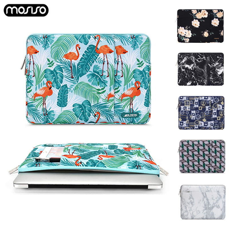 MOSISO Laptop Sleeve Bag For MacBook Air 13 Inch Waterproof Notebook Bag For Dell Asus Lenovo HP Acer 13.3 Laptop Bag Case Cover