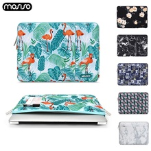 купить MOSISO Laptop Sleeve Bag For MacBook Air 13 inch Waterproof Notebook Bag for Dell Asus Lenovo HP Acer 13.3 Laptop Bag Case Cover дешево