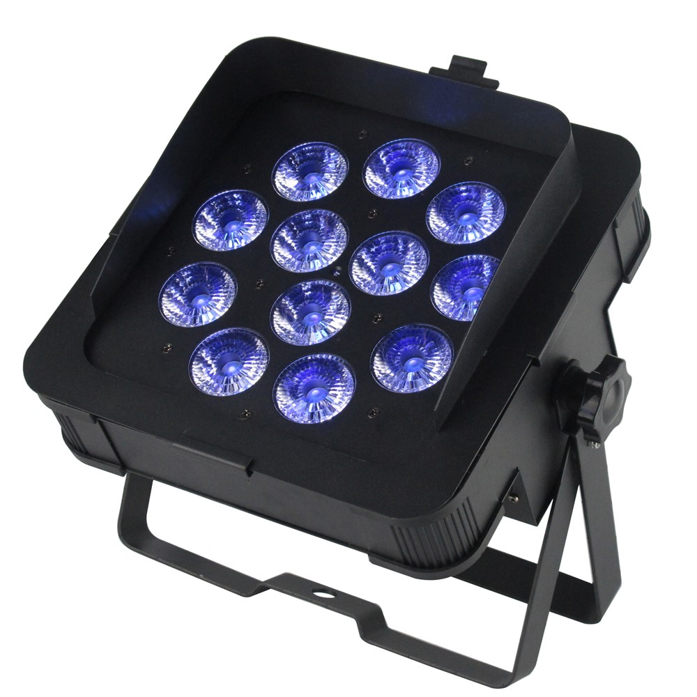 DJ led slim par light uv LIGHT