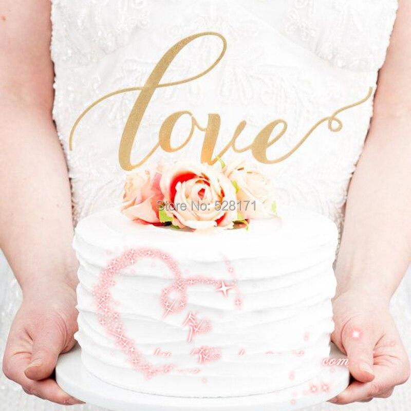 Love Cake Topper2 Love Cake Topper1