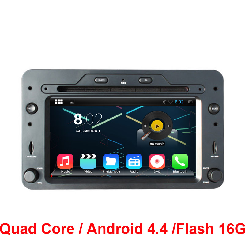 2 din android 5 1 1 car dvd gps for alfa romeo spider alfa. Black Bedroom Furniture Sets. Home Design Ideas