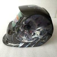 Ferramentas de soldar Stepless ajustar a Energia Solar Auto escurecimento MIG MAG TIG MMA capacetes de soldagem/máscara facial/máscara de solda Elétrica cap/soldador