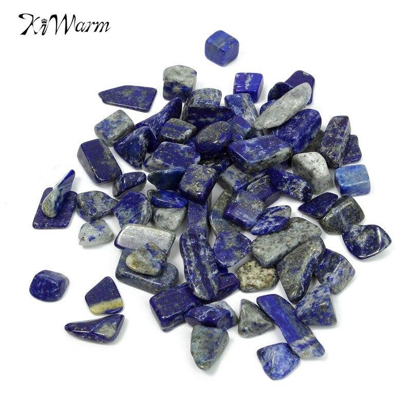 50g Natural Blue Lapis Lazuli Crystal Rough Stone Specimen