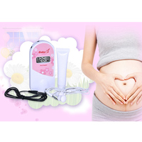 Home 2.5 MHz Fetal Doppler Fetal Heart Monitor with LCD display