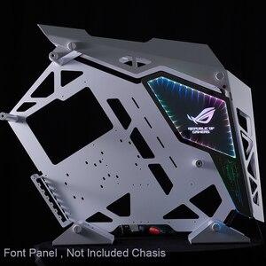 Image 2 - كوغار الفاتح وحدة معالجة خارجية للحاسوب الخط الجانبية تخصيص ، تجديد لوحة ألعاب الكمبيوتر ، دعم مزامنة اللوحة ل 5 فولت RGB اللون ، مرآة