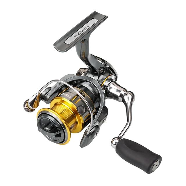 Special Price Tsurinoya FS800 1000 Spinning Fishing Reel Metal Spool 9+1BB Saltwater Carp Fishing Max Drag 4KG Sea Fishing Reel