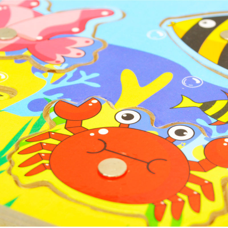 New-Wooden-Magnetic-3D-Jigsaw-Children-Educational-Fishing-Puzzles-Baby-Toys-Wooden-Funny-Game-Toy-For-Kids-Baby-Gifts-BM88-4