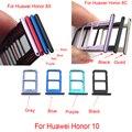 Новые адаптеры для sim-карт для Huawei Honor 8c 8X 10  держатель для sim-карт  замена слота для карт