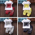Baby Boy Clothes Summer Children Clothing Sets Star T-shirt Top And  Pants 2 Pcs Toddler Boys Set Kids Body Suit For Boy Costume