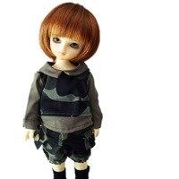 [wamami] 800# Camouflage Suit For 1/6 SD DOD AOD DZ LUTS BJD Dollfie