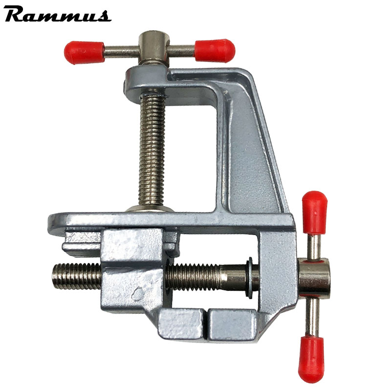 Awesome Us 4 82 49 Off Aluminum Miniature Small Jewelers Hobby Clamp On Table Bench Vise Mini Tool Vice For Wood Working Metal Working Diy Hand Tool In Hand Andrewgaddart Wooden Chair Designs For Living Room Andrewgaddartcom