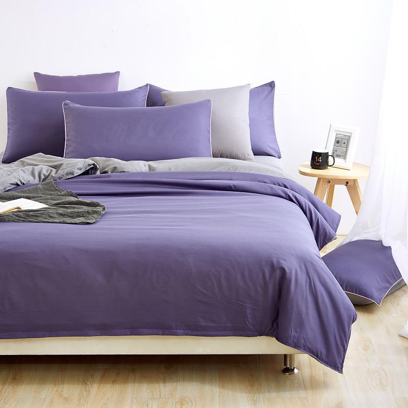 Purple Full Size Bedding