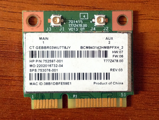 BROADCOM BCM43142 802.11 BGN WIFI ADAPTER WINDOWS 10 DOWNLOAD DRIVER