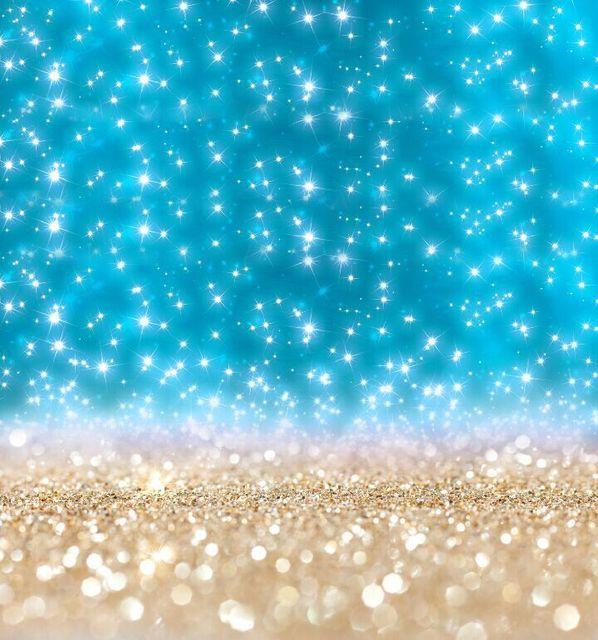 Arte Fondali In Tessuto Glitter Bokeh Oro Sparkle Fotografia Di