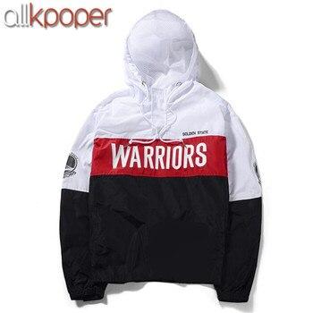 ALLKPOPER KPOP BTS V Jackets Love yourself Windbreaker Bangtan Boys Coat Winter Comfort bts v warriors jacket
