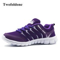 Twofoldone Lightweight Running Shoes For Women Sneakers Sport Shoes Athletic Sneakers Shoes Zapatillas Breathable Running Shoes