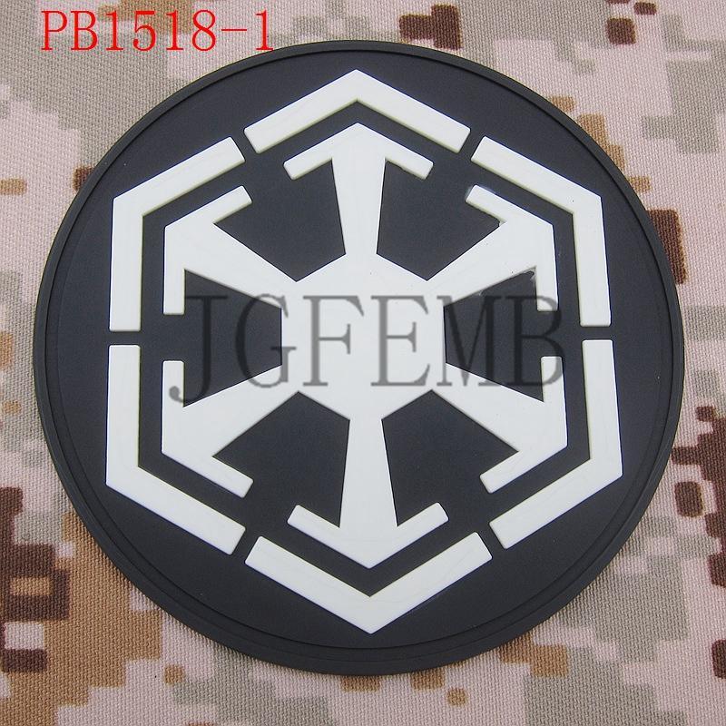 Imperial Logo Tactical Military Moral 3D PVC - Kunst, Handwerk und Nähen - Foto 6