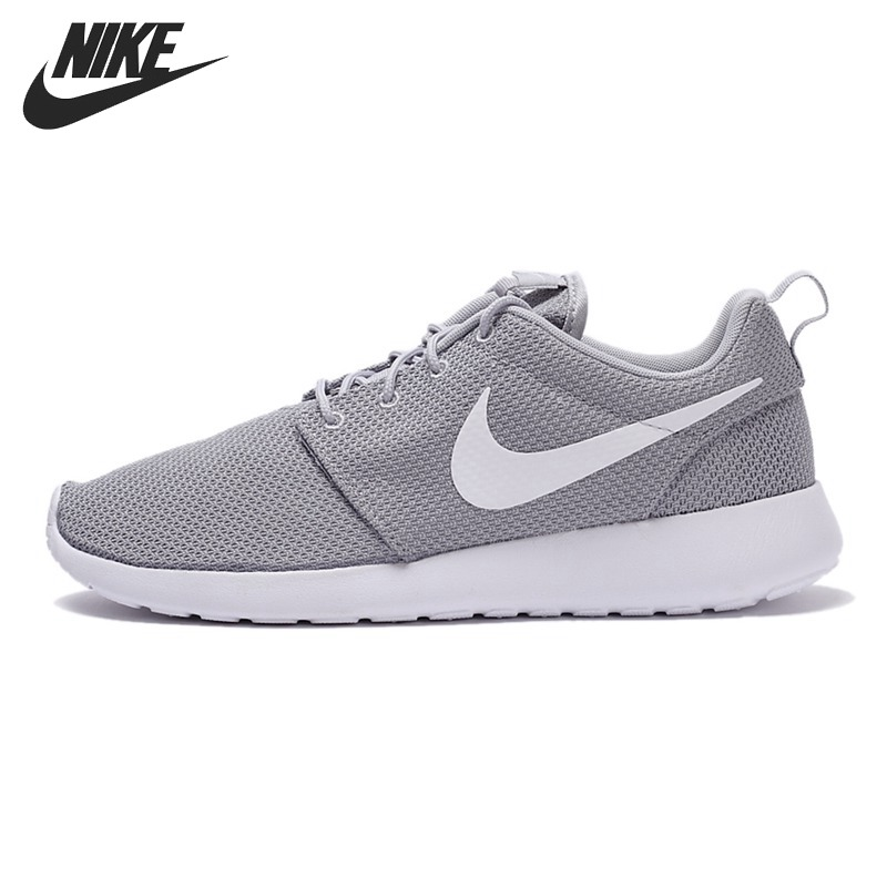 huge selection of a7683 d856d Original New Arrival 2018 NIKE Roshe Run Men s Running Shoes Sneakers-in Running  Shoes from Sports   Entertainment on Aliexpress.com   Alibaba Group