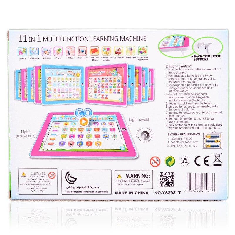 almofada aprendizagem brinquedos educativos para crianças