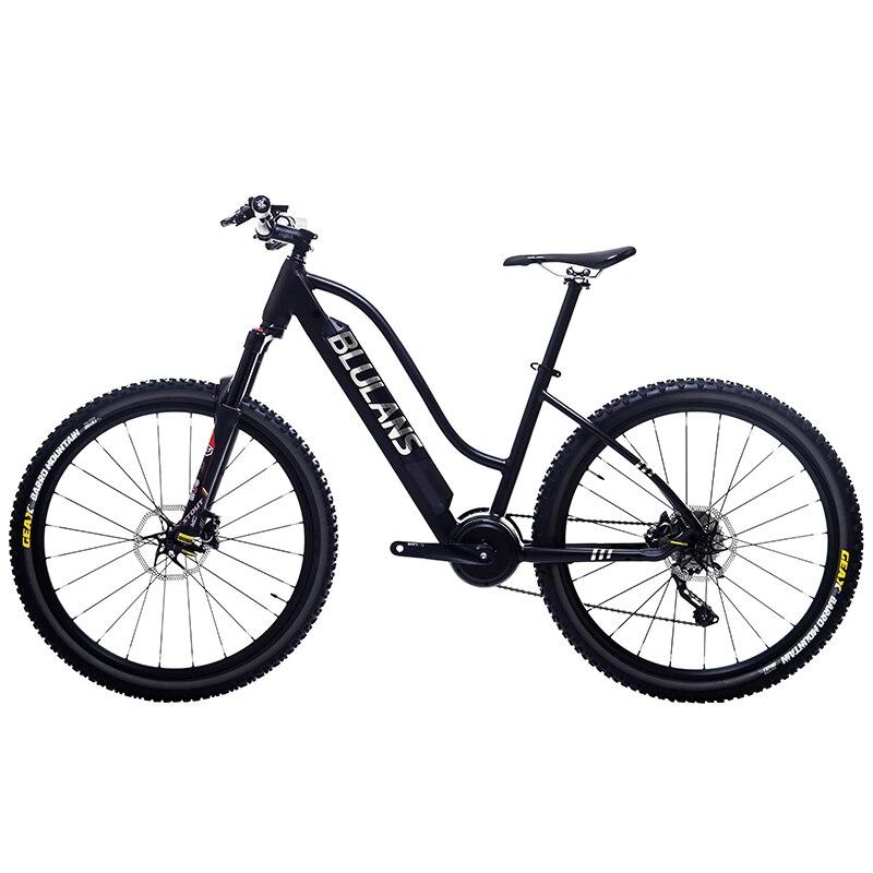 Vélo électrique 36 V batterie au lithium 250 w mi-moteur électrique VTT voyage montagne e-bike EU pas de taxe